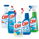 Płyn do okien i szyb cytryna Clin