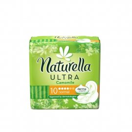 Podpaski Naturella Camomile Ultra Normal 10 szt.