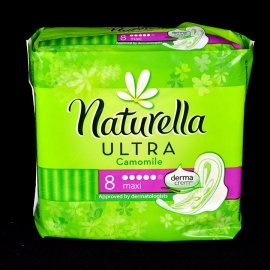 Podpaski Naturella Camomile Ultra Maxi 8 szt.