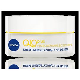 Q10 krem energetyzujący przeciwzmarszczkowy Nivea