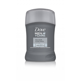 Antyperspirant sztyft Silver Control Dove Men