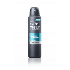 Antyperspirant spray Clean Comfort Dove Men