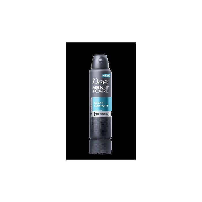 Antyperspirant spray Clean Comfort Dove Men