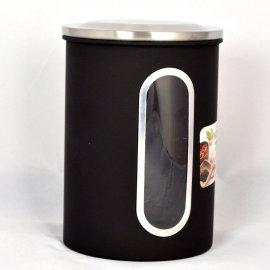 Pojemnik duży czarny Coliber Florina