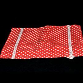 Mata stołowa materiałowa 46*34