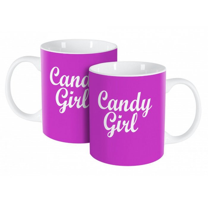 Kubek Candy Girl 350 Ambition Happy