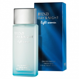Day & Night Light Woman JFenzi 100 ml EDP