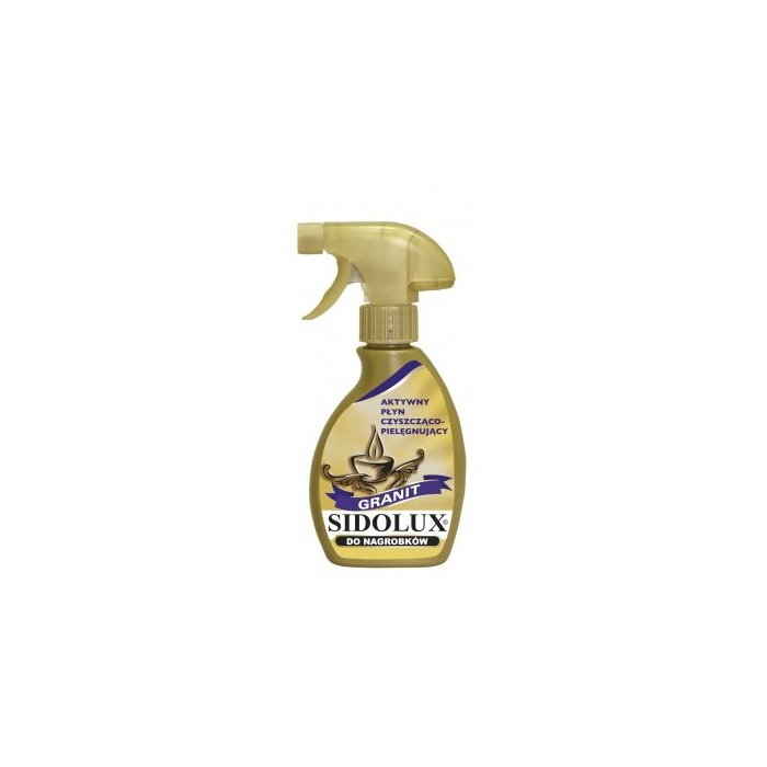 Doskonale czyści a także zabezpiecza wszelkie powierzchnie wykonane z granitu!