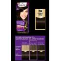 N2 Ciemny Brąz Intensive Color Creme Palette