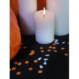 Konfetti Dynie pomarańczowe Halloween