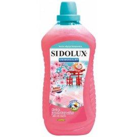 Płyn uniwersalny Kwiat Japońskiej Wiśni Sidolux 1L