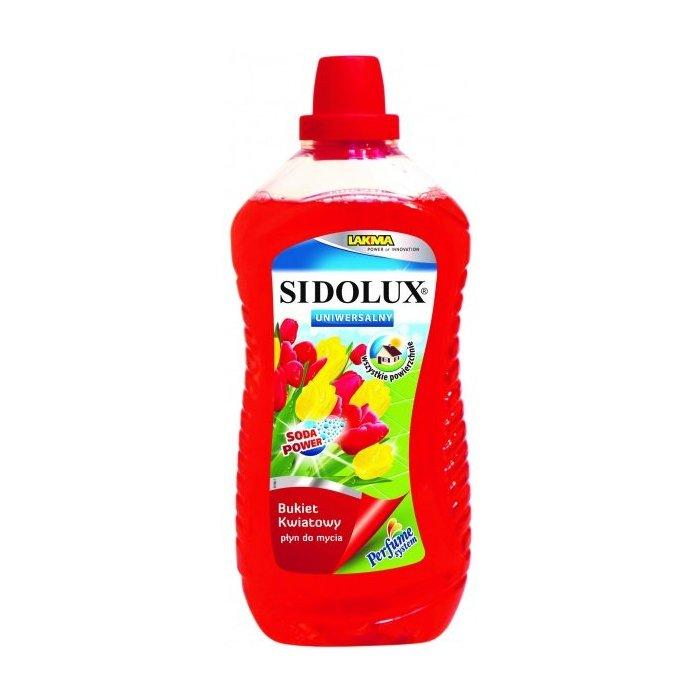 Płyn uniwersalny bukiet kwiatowy Sidolux 1L