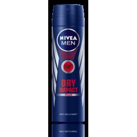 Antyperspirant w sprayu dry impact NIVEA 150