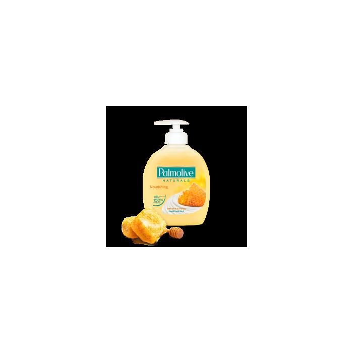 Zapas Mydło w płynie do rąk Mleko z Miodem Palmolive 500