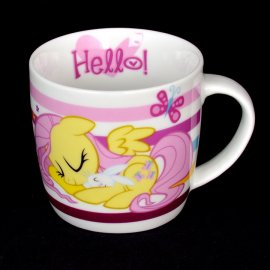 Kubek 300 My Little Pony Fluttershy Hasbro