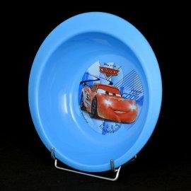Miseczka Plastikowa Cars niebieska 20 Disney