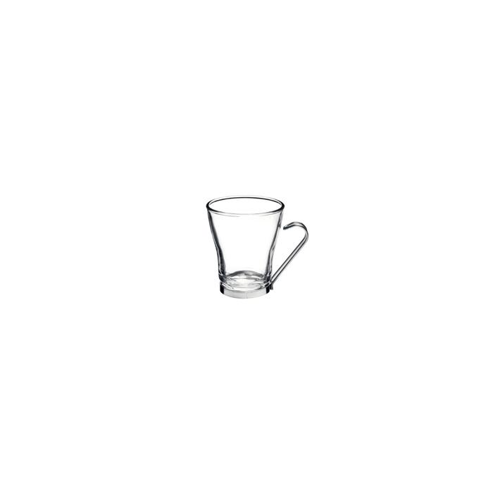 Kpl. 3 szklanek Oslo 220 do Cappucino Bormioli Rocco