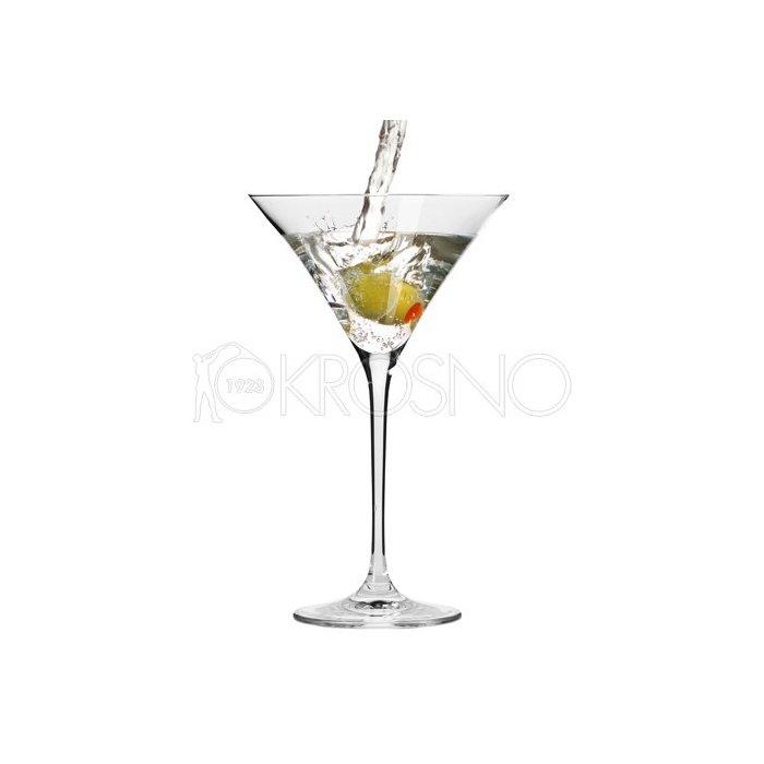 Kieliszki 6 szt. do martini 170 Sensei Elegance Krosno