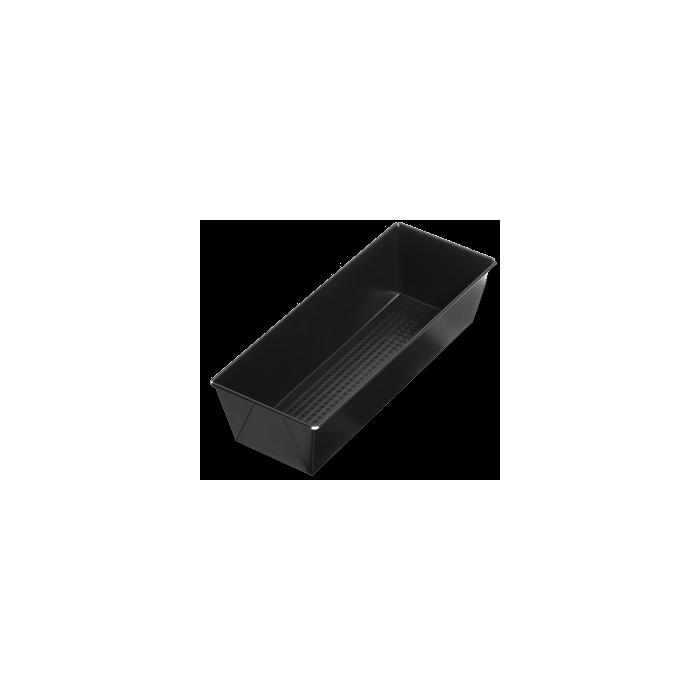 Blacha do pieczenia 30x11x7,5 Fakturowana non-stick czarna