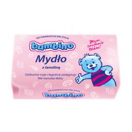 Mydło z lanoliną Bambino 90