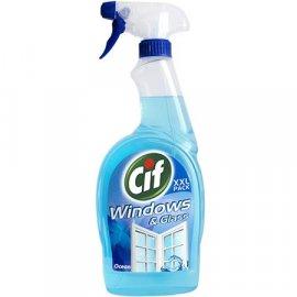 Spray do szyb i szkła Ocean Cif 750ml