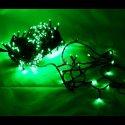 Lampki choinkowe 300 LED Zielone Li-43G