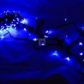 Lampki choinkowe 100 szt. LED Niebieskie efekt Flash Li-44B