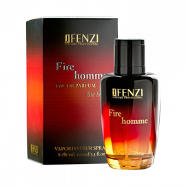 Fire Homme for Men JFenzi 100 ml EDP