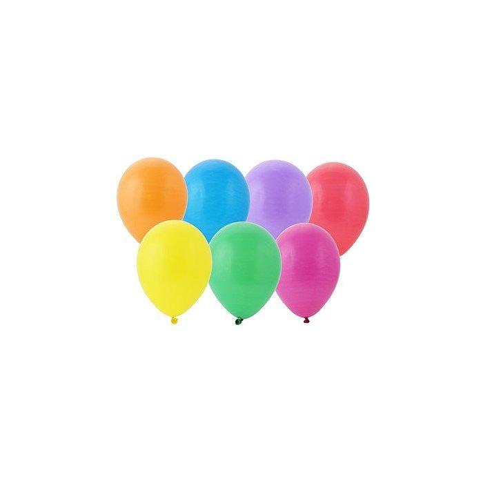 "Balon metalizowany 10""/26cm obwód 80cm"