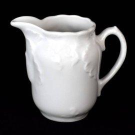 Mlecznik/Dzbanek biały Rococo 150ml Ćmielów