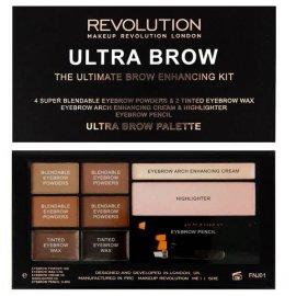 Stylizator brwi Medium to Dark Makeup Revolution