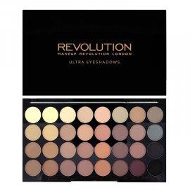 Paleta 32 cieni Flawless Matte Makeup Revolution