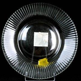 Szklany talerz 21 cm