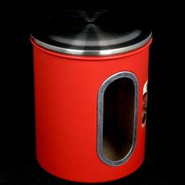 Pojemnik średni czerwony Coliber Florina