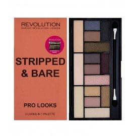 Paleta 15 cieni Stripped & Bare Makeup Revolution