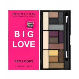Paleta 15 cieni Big Love Makeup Revolution