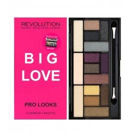 Paleta 15 cieni Big Love Makeup Revolution