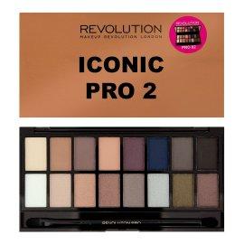 Paleta 16 cieni Iconic 2 Makeup Revolution