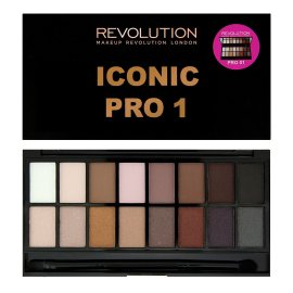Paleta 16 cieni Iconic 1 Makeup Revolution