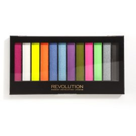 Paleta 12 cieni Acid Brights Makeup Revolution