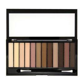 Paleta 12 cieni Essential Mattes 2 Makeup Revolution