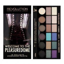Paleta 18 cieni Welcome to the Pleasuredome Makeup Revolution