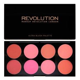 8 róży do policzków All About Cream Makeup Revolution