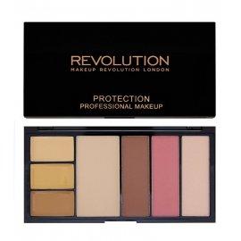 Paleta Konturowanie twarzy Protection Medium Makeup Revolution