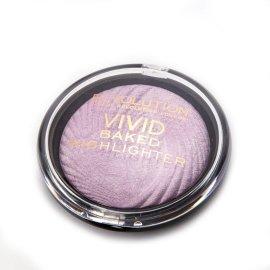 Rozświetlacz do twarzy Pink Lights Vivid Makeup Revolution