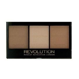 Konturowanie twarzy Light/Medium C04 Makeup Revolution