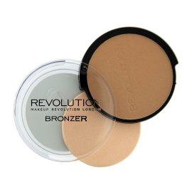 Puder prasowany Bronzer Kiss Makeup Revolution