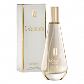 La`amore for women  JFenzi 100 ml EDP