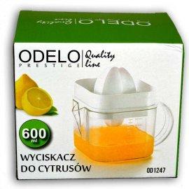 Wyciskacz do cytrusów z poj. i uchwytem 600 ml Odelo