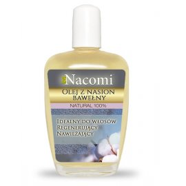 Naturalny Olej z nasion bawełny 30 ml